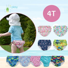 iPlay: 4T Pull Up Reusable Absorbent Swim Diaper