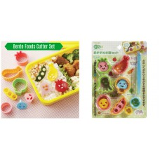 Torune Food Cutter - 'Bento Foods'