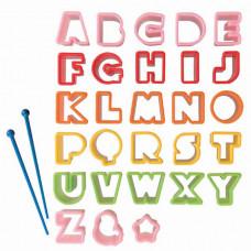 Torune: Food Cutter - Alphabet