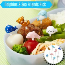 Torune Pick - 'Dolphins & Sea Friends'