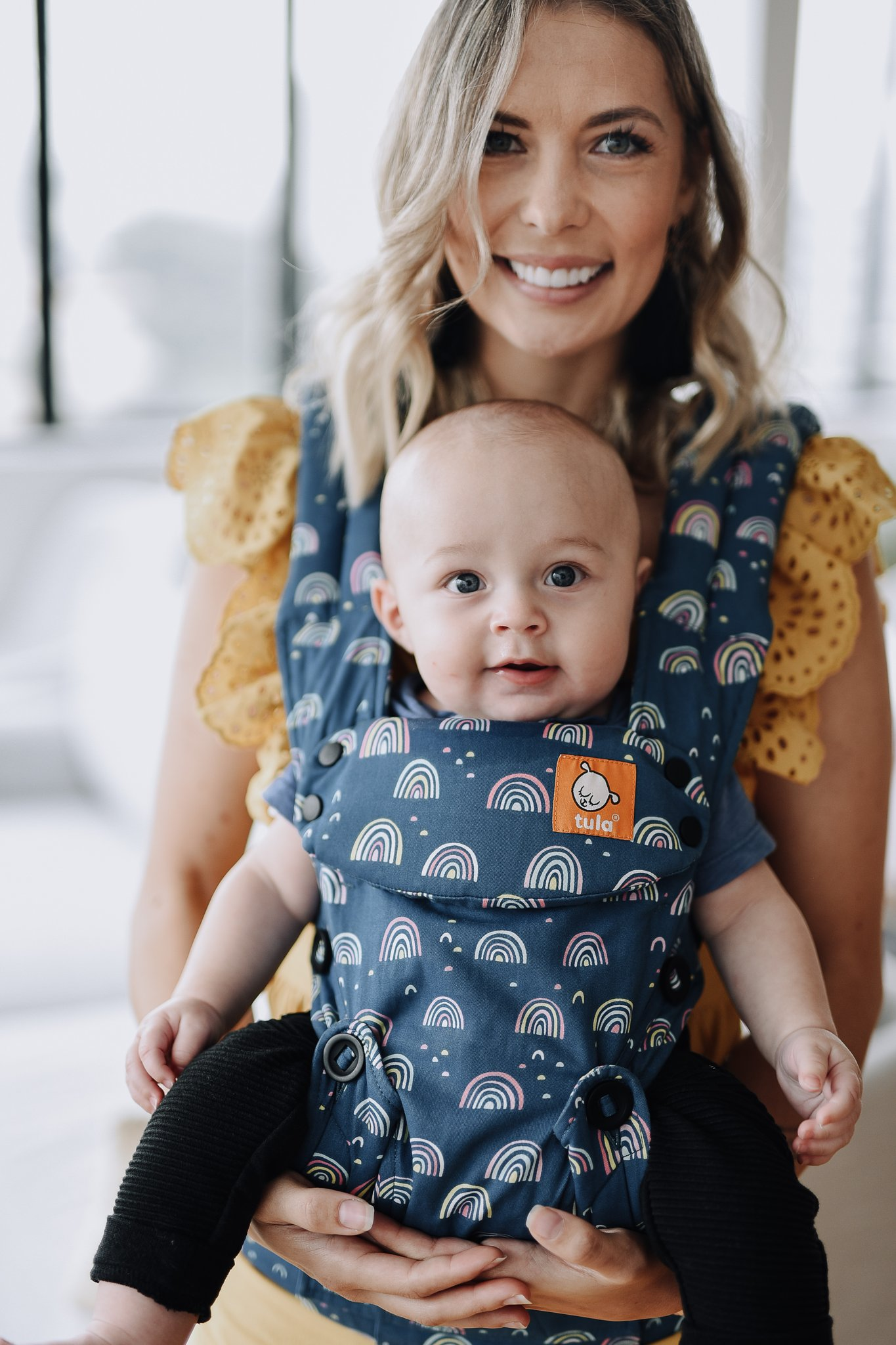 Dreamy Skies Tula Explore Baby Carrier - Bumwear